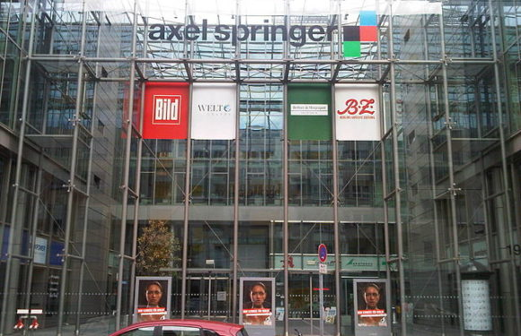 Business Insider sold at a valuation of $442 to Axel Springer